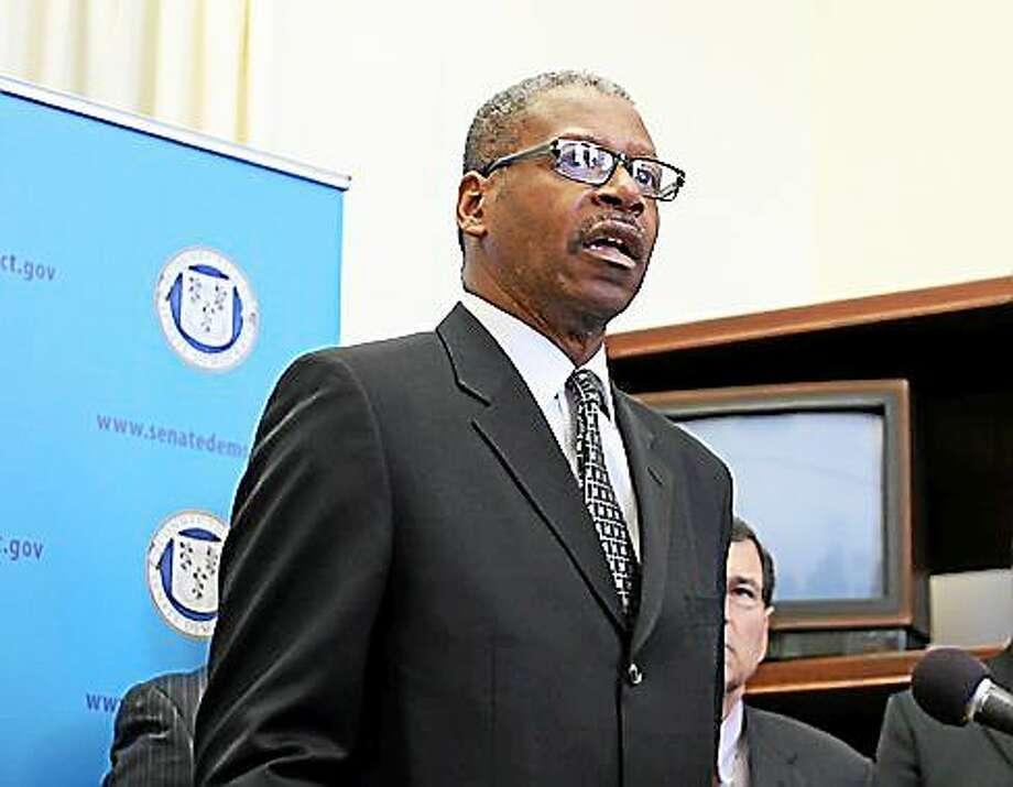 Sen. Eric Coleman Photo: CT News Junkie File Photo
