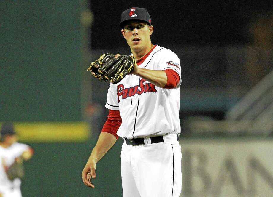 Pat Light is closing for the Pawtucket Red Sox. Photo: Photo Courtesy Of Pawtucket Red Sox