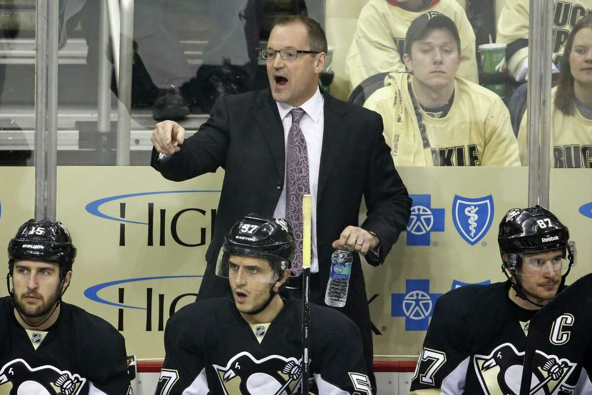 The Buffalo Sabres have reached an agreement in principle to hire former Pittsburgh Penguins coach Dan Bylsma.