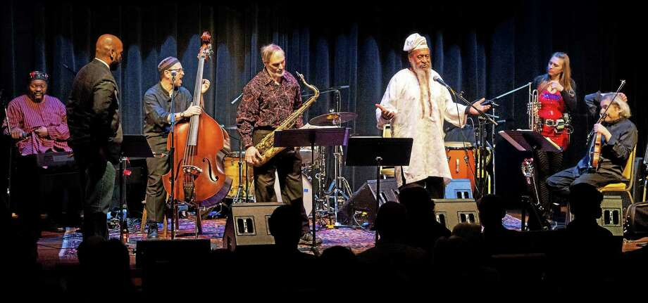 The Afro-Semitic Experience in concert in California. Photo: Contributed   / ?2014 Fletcher Oakes