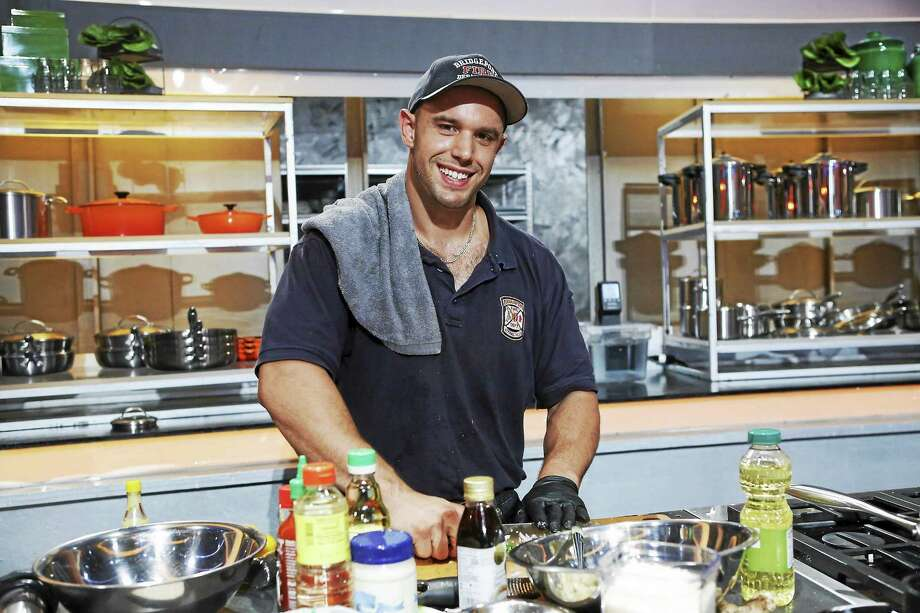 "Bridgeport firefighter Danny Brelsford gave it his best shot this season on ABC's ""The Taste.""   DANNY BRELSFORD Photo: ABC - Kelsey McNeal    / © 2014 American Broadcasting Companies, Inc. All rights reserved."