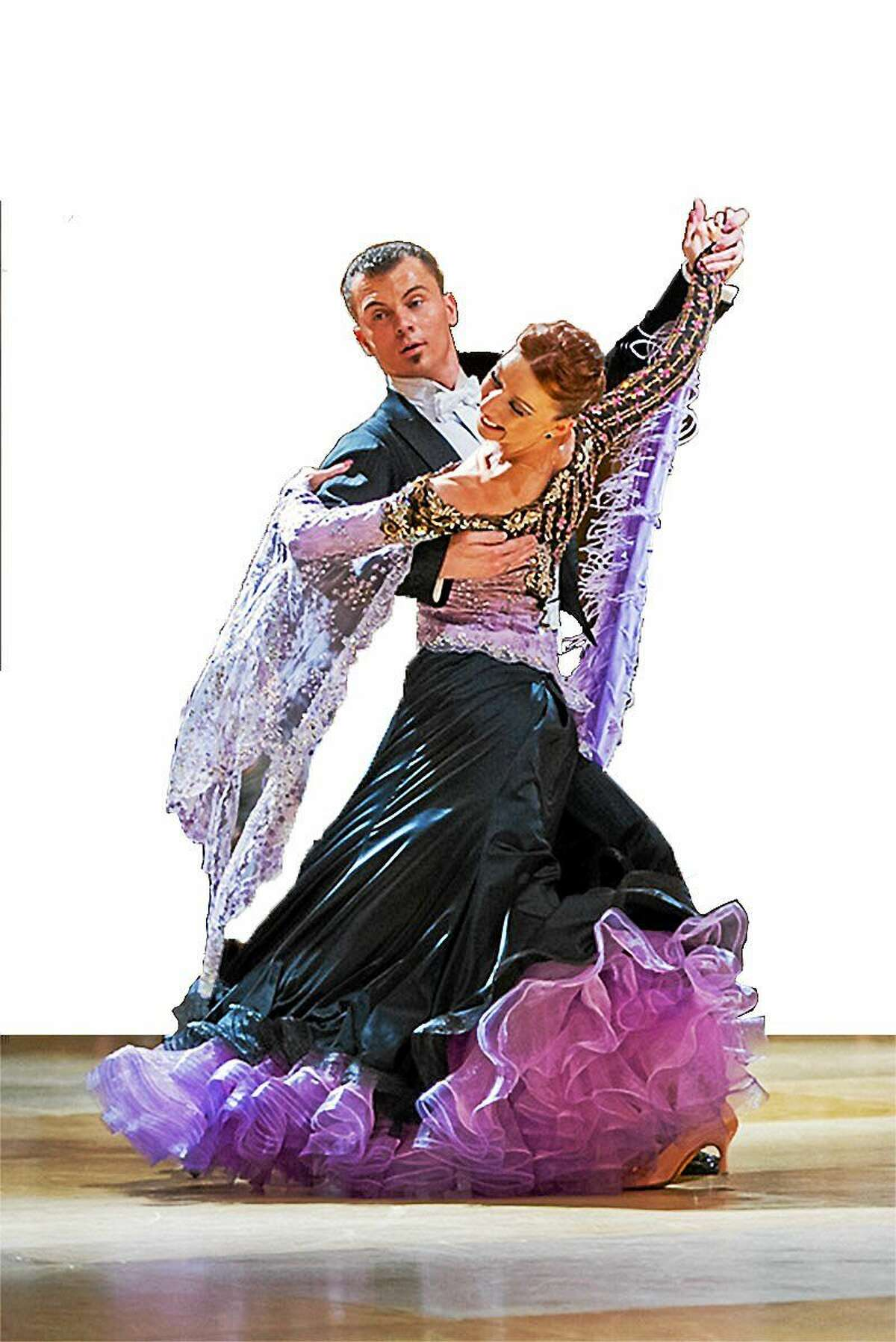 Nenad Pavlovic and Anastasia Barhatova.