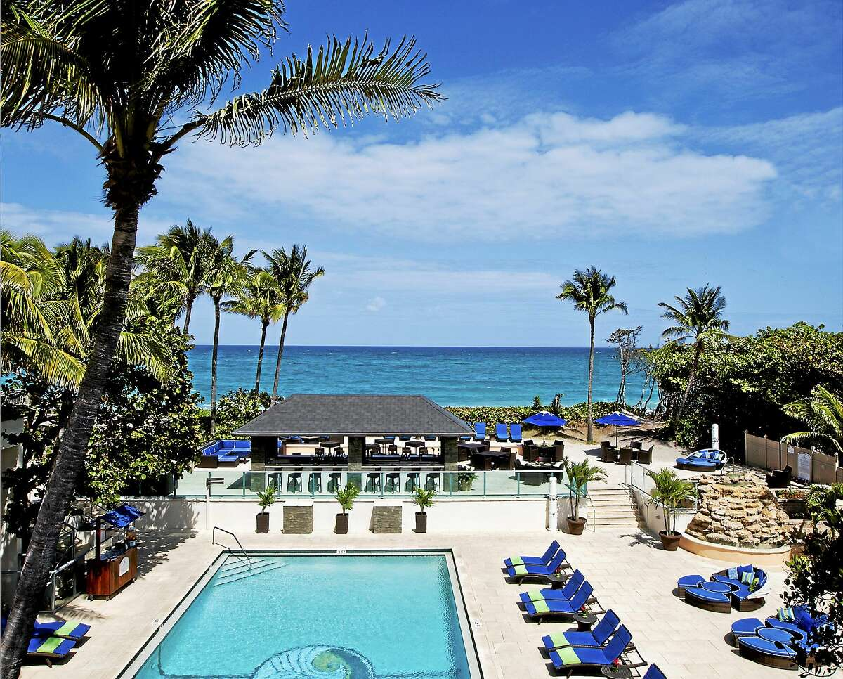 "Jupiter Beach Resort & Spa was the starting point for this ""Hidden Gems of Florida"" report."