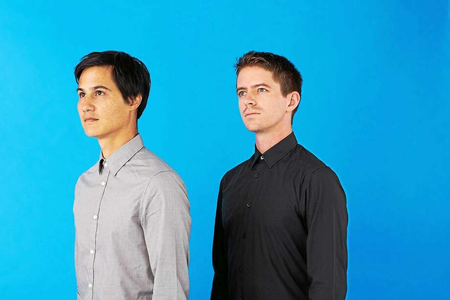 Meric Long, left, and Logan Kroeber are The Dodos. Photo: Contributed