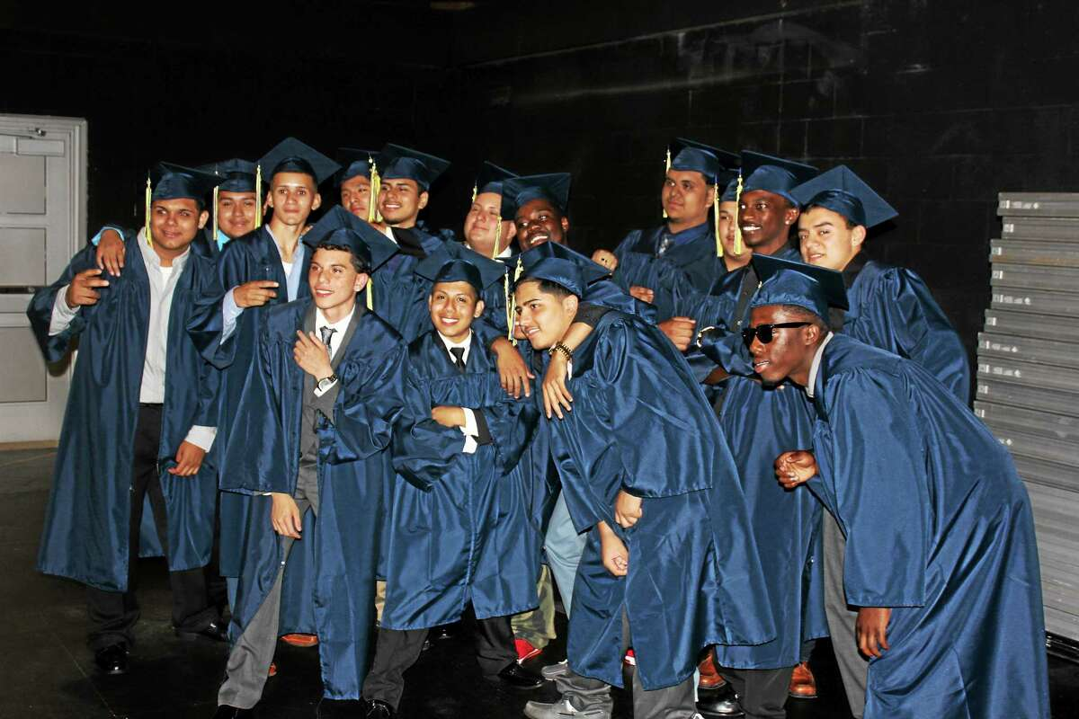 Eli Whitney Technical High School graduates