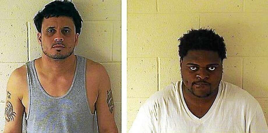 Esteban Gonzalez and Lamar Copeland. Photo: Photos Courtesy Of The Derby Police Department.