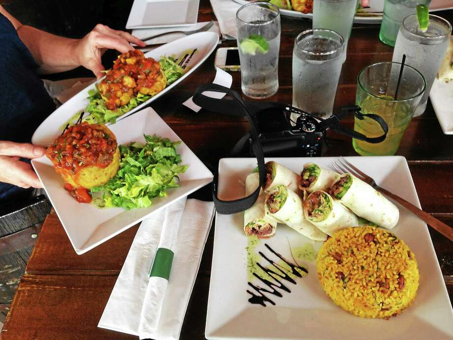 Click through to check out local restaurants participating in CT Loves Puerto Rico. Photo: Journal Register Co.