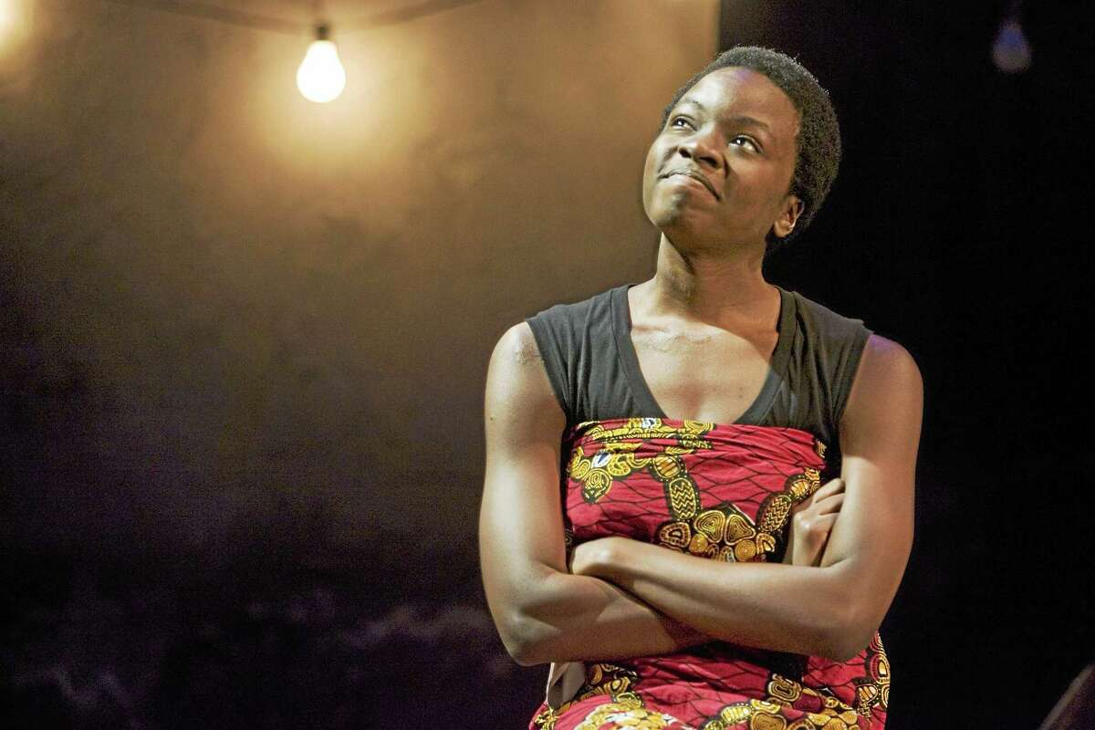 """In 2007, Danai Gurira performed in her own """"In the Continuum"""" at Yale Repertory Theatre."""