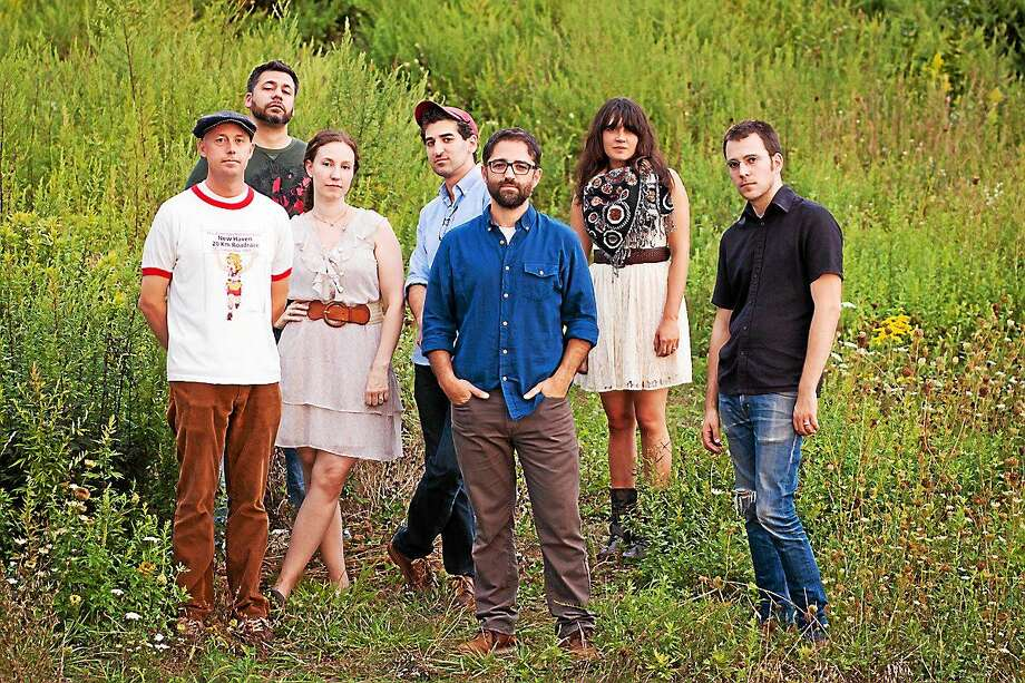 (Contributed photo) Goodnight Blue Moon will kick off the 2015 Twilight Concert series at the Pardee-Morris House at 7 p.m. Wednesday.. Photo: Journal Register Co.