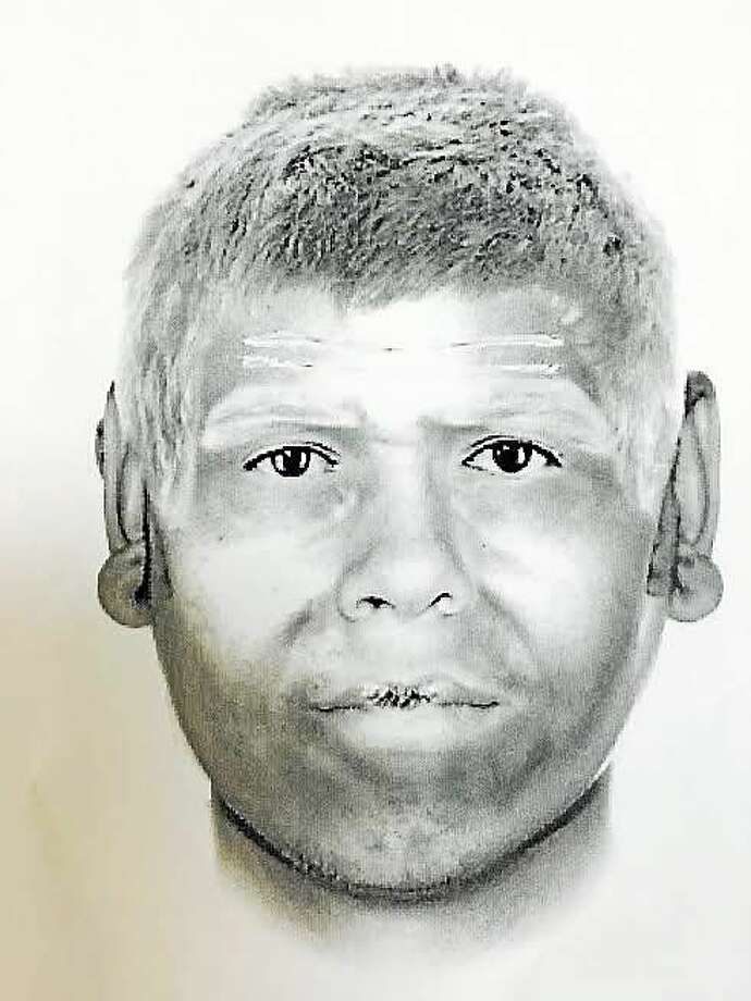 Police released this sketch Tuesday afternoon. They are looking to identify this man who they say inappropriately touched a boy at the Supply Pond on North Chestnut Street. Photo: Branford Police Department