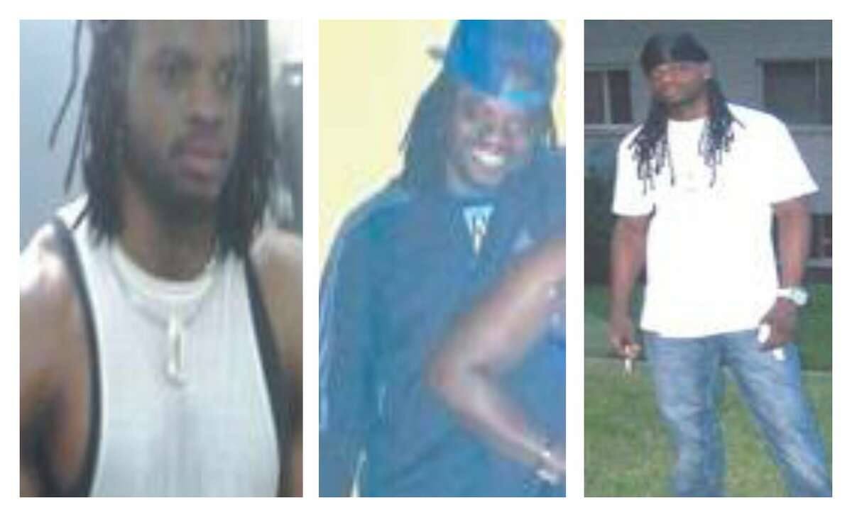 This combination of undated photos provided by the Washington, D.C., police shows Daron Dylon Wint. Authorities have arrested Wint, an ex-convict who was accused in the killings of a wealthy Washington family and their housekeeper. Members of a fugitive task force arrested Wint, 34, on Thursday, May 21, 2015, about a week after authorities said the family was killed and their mansion set on fire. (Metropolitan Police Department via AP)