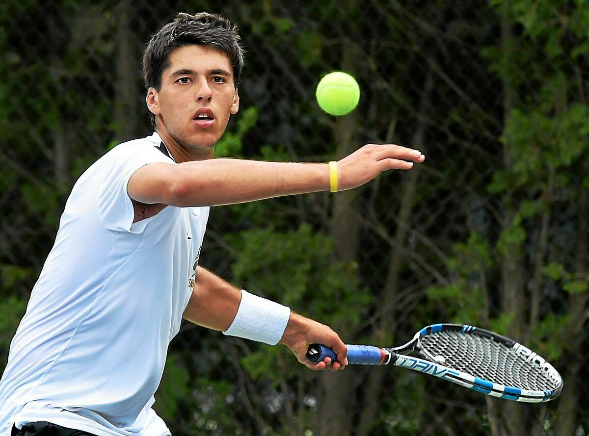 Amity's Jason Seidman will be the No. 5 seed in the 18-and-under division at the USTA New England Super Six Sectional Championships this week.