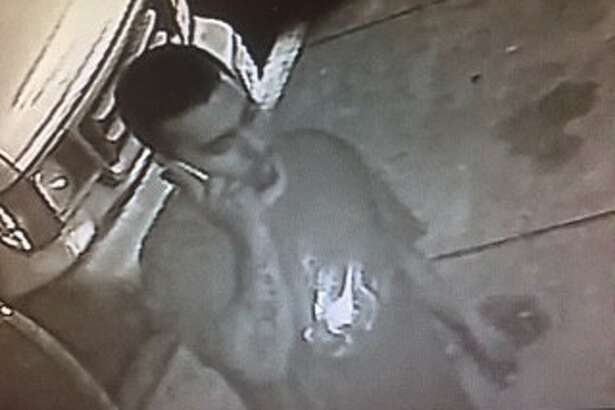 Houston police seek the public's help identifying this man suspected in a double shooting at 10221 Club Creek late Saturday, July 15, 2017.