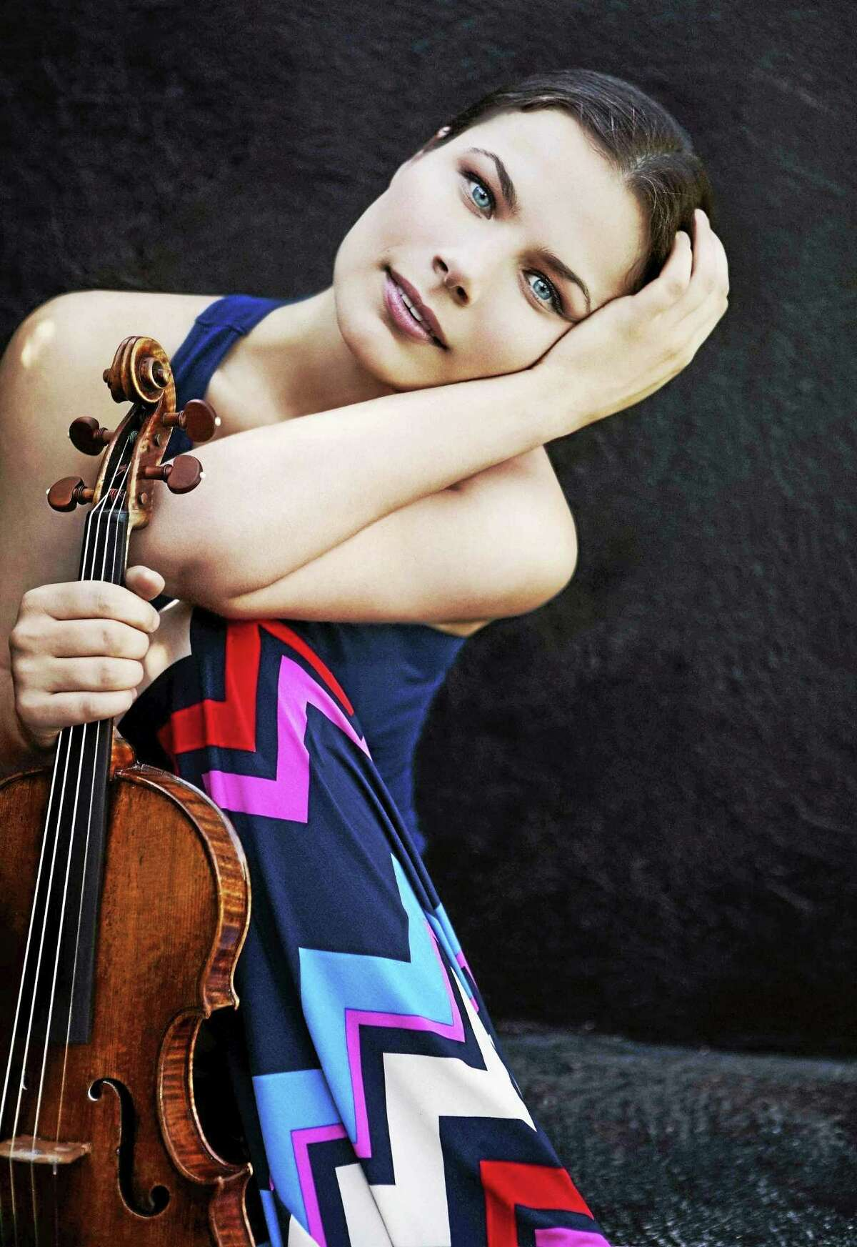 Bella Histrova will be the guest violinist for the concerts in New Haven, Hamden and Shelton.