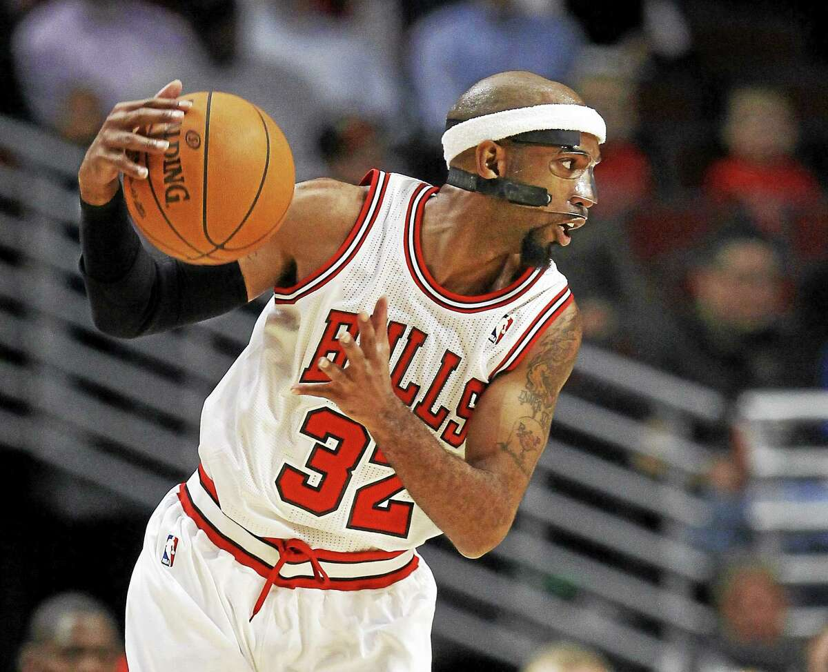 Former UConn great Richard Hamilton is enjoying his retirement from the NBA.