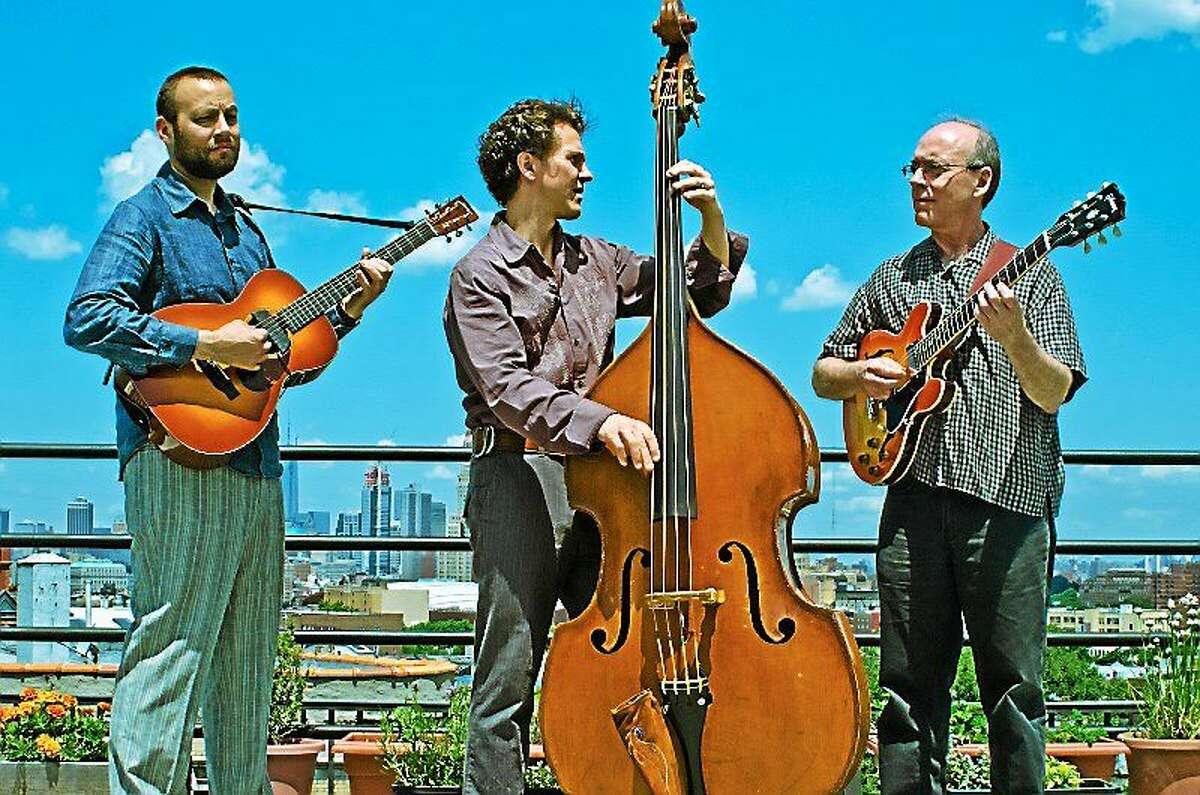 Stephan Crump and the Rosetta Trio
