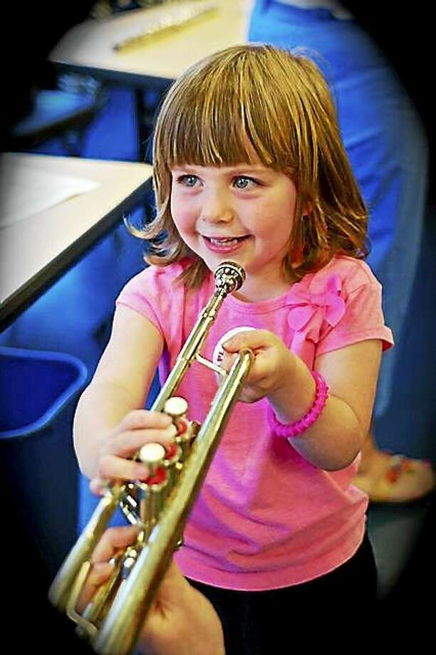 """The instrument """"petting zoo"""" will be part of the festivities Saturday. Photo: Contributed"""