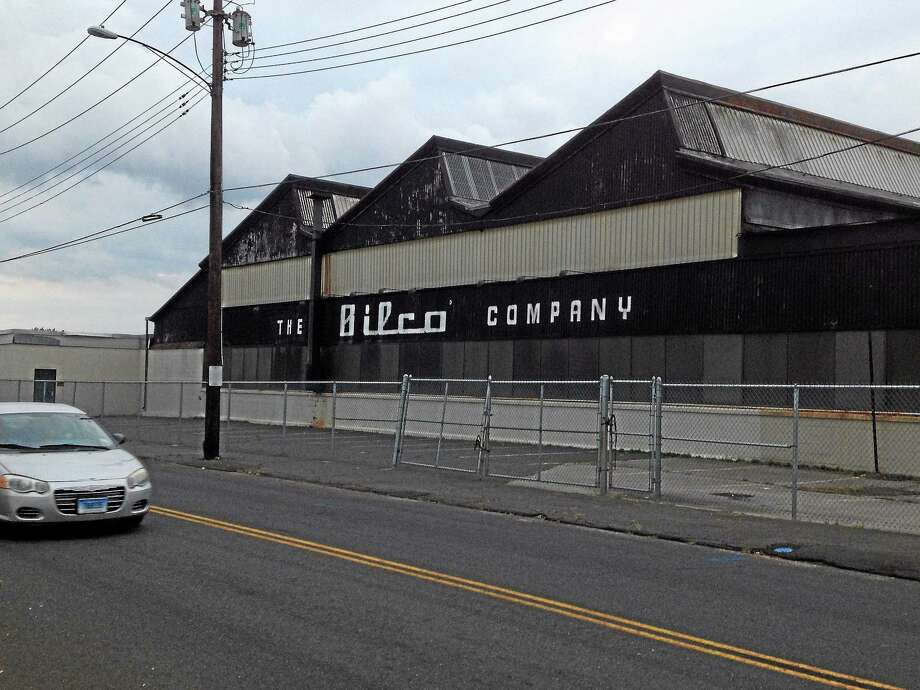 The Bilco Co., a fixture in West Haven for 62 years, is moving to New Haven. Photo: MARK ZARETSKY — NEW HAVEN REGISTER