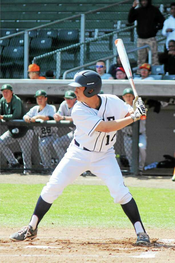 Yale senior Eric Hsieh is one of 60 players on the watch list for the USA Baseball Golden Spikes Award, given annually to the top amateur player in the country. Photo: Photo Courtesy Of Yale Athletics
