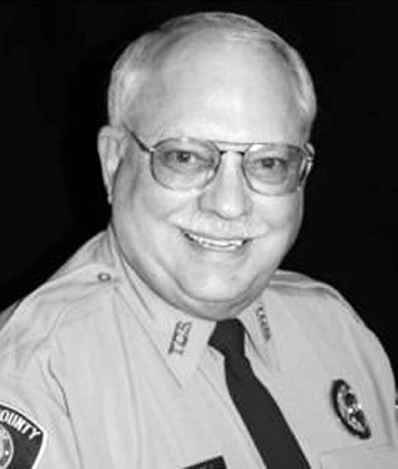 In this photo provided by the Tulsa County, Oklahoma, Sheriff's Office is Tulsa County reserve deputy Robert Bates. Police say Bates, a 73-year-old white reserve deputy, thought he was holding a stun gun, not his handgun, when he fired at 44-year-old Eric Harris in an April 2 incident. Harris, who is black, was treated by medics at the scene and died in a Tulsa hospital. (Tulsa County Sheriff's Office via AP) Photo: AP / Tulsa County Sheriff's Office