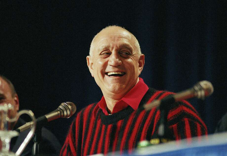 Former UNLV head coach Jerry Tarkanian died Wednesday in Las Vegas after several years of health issues. He was 84. Photo: The Associated Press File Photo   / AP