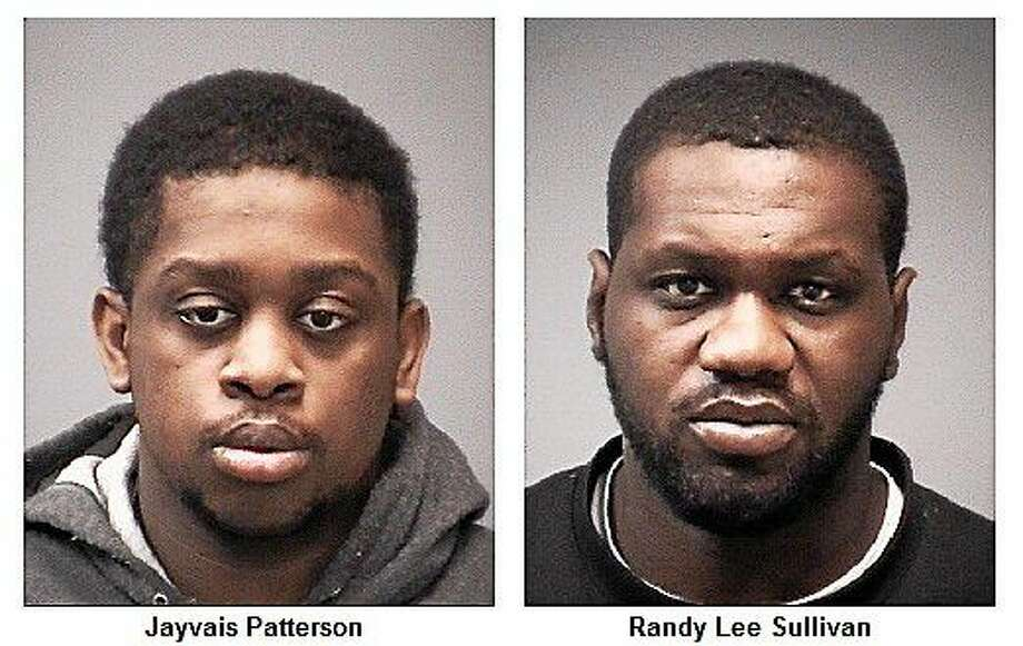 Jayvais Patterson and Randy Lee Sullivan. Photo: Photos Courtesy Of The New Haven Police Department.