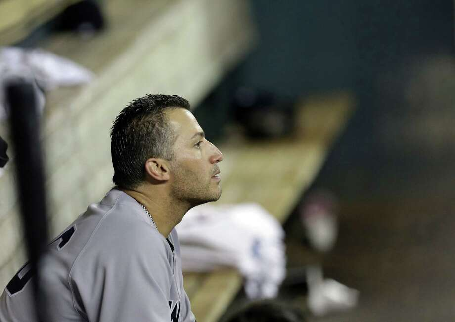 A person familiar with the decision confirmed Sunday that the New York Yankees plan to honor Pettitte this summer by retiring his No. 46 and giving the pitcher a plaque in Monument Park. Photo: The Associated Press File Photo   / AP