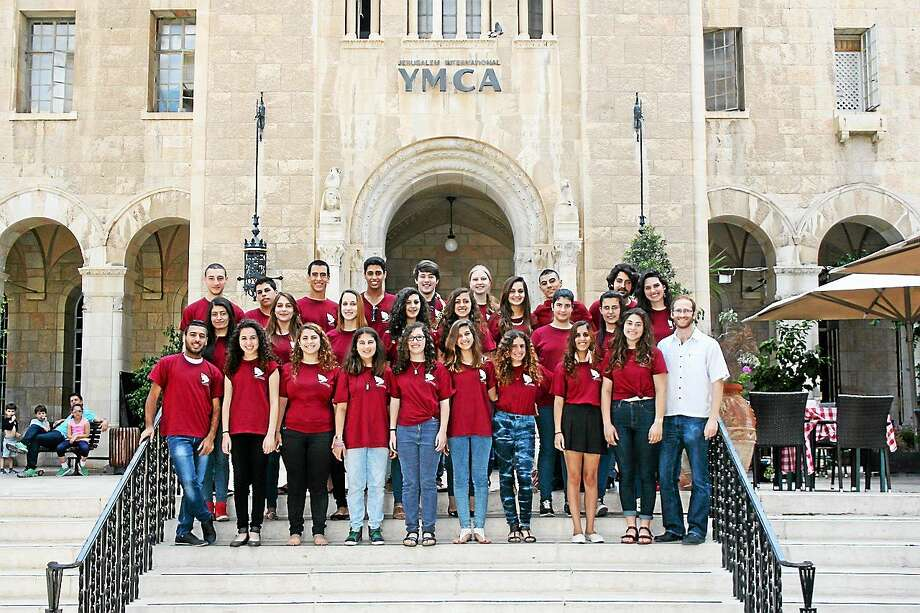 The YMCA Jerusalem Youth Chorus, which will perform Wednesday at 5 p.m. Photo: Contributed Photo