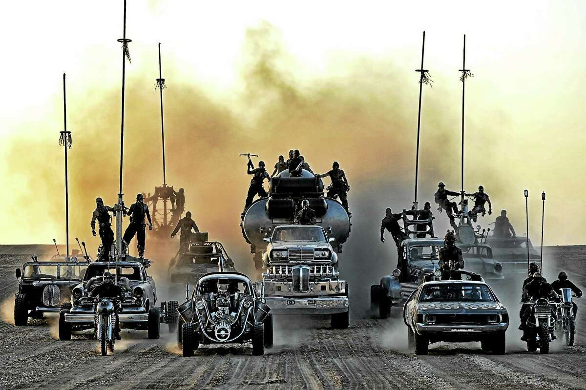 """""""Mad Max: Fury Road"""" should have those who count box office receipts all revved up."""