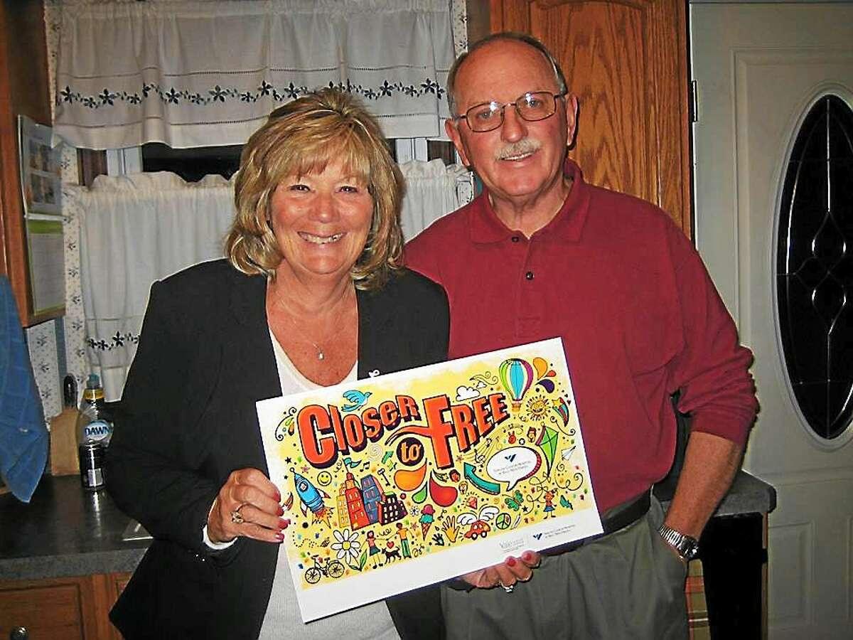 Maureen and Tom O'Grady