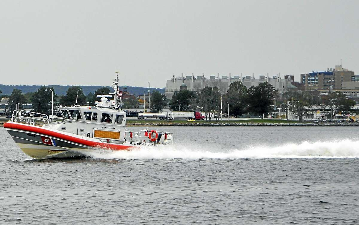 Coast Guard operating in the New Haven area, which is covered by Coast Guard Sector Island Sound.
