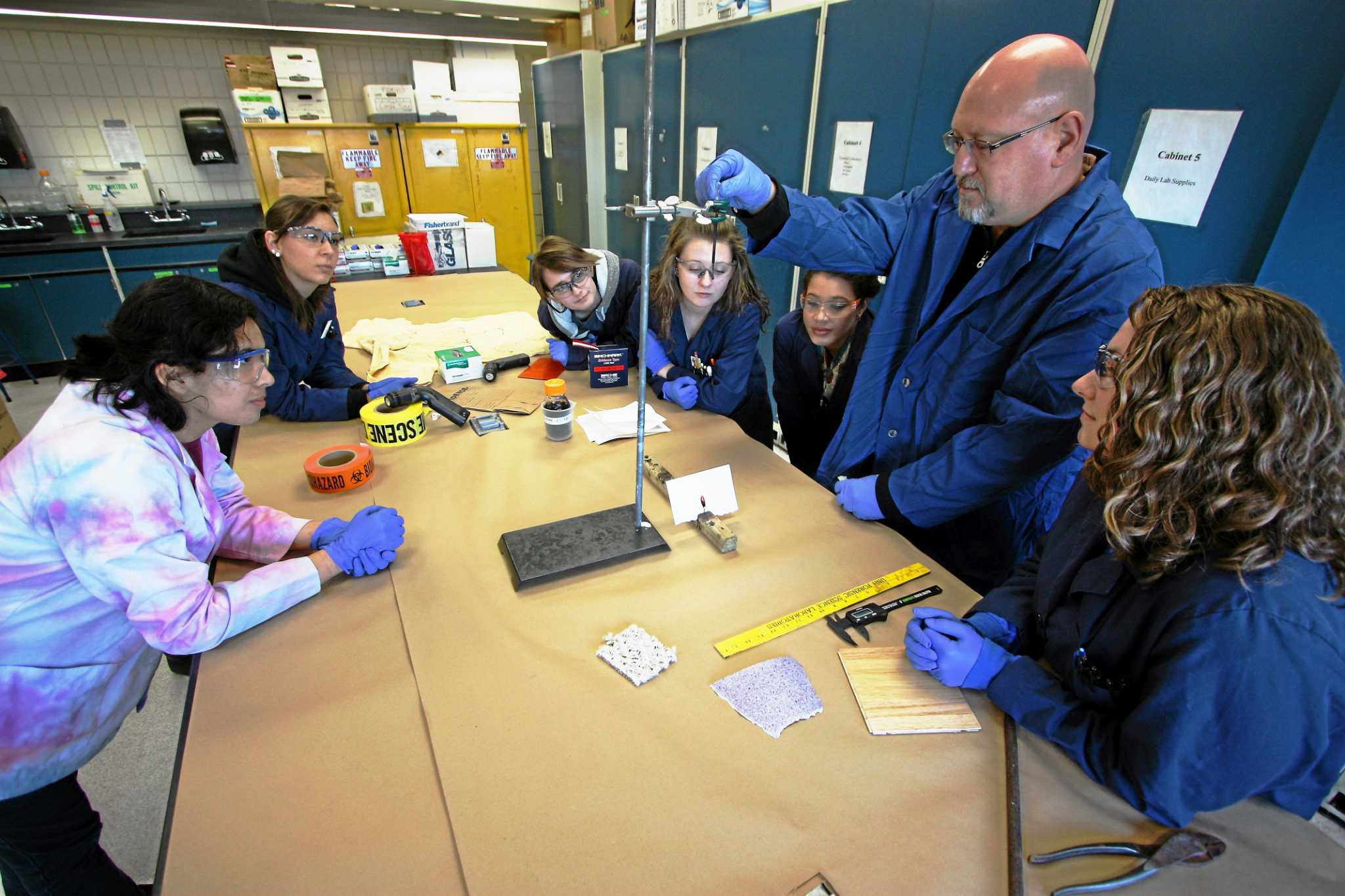 Unh Unveils First Forensic Technology Master S Degree Program In The Nation New Haven Register