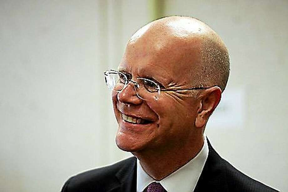 State Comptroller Kevin Lembo. (CT NewsJunkie file photo) Photo: Journal Register Co.