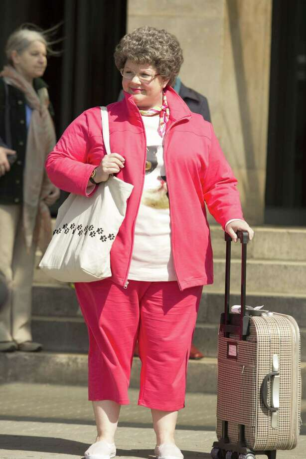 """This photo provided by Twentieth Century Fox shows, Melissa McCarthy, as Susan Cooper, a CIA analyst, who volunteers to go deep undercover to infiltrate the world of a deadly arms dealer, and prevent a global disaster, in a scene from the film, """"Spy."""" Photo: Larry Horricks/Twentieth Century Fox Via AP   / Twentieth Century Fox"""