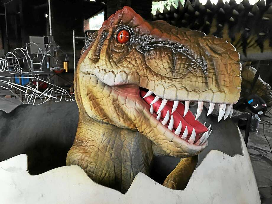 Welcome to Dinosaur Expedition at Lake Compounce. Photo: Lake Compounce
