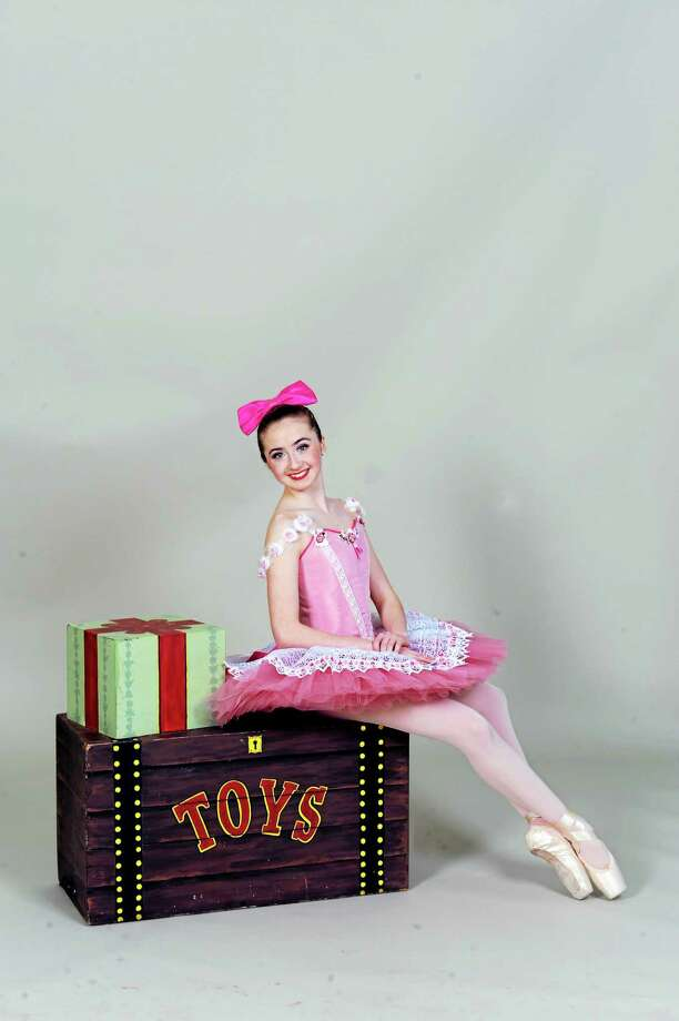 """Tierin-Rose Mandelburg in Eastern Connecticut Ballet's """"The Magic Toy Shoppe"""" Saturday and Sunday. Photo: Thomas Giroir   / 2012"""