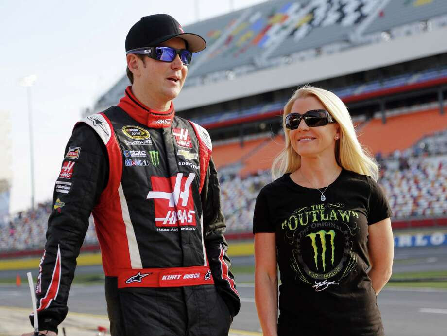 Delaware prosecutors said Thursday that they will not file criminal charges against Kurt Busch following allegations of domestic violence against Patricia Driscoll. Photo: Terry Renna — The Associated Press File Photo   / FR60642 AP