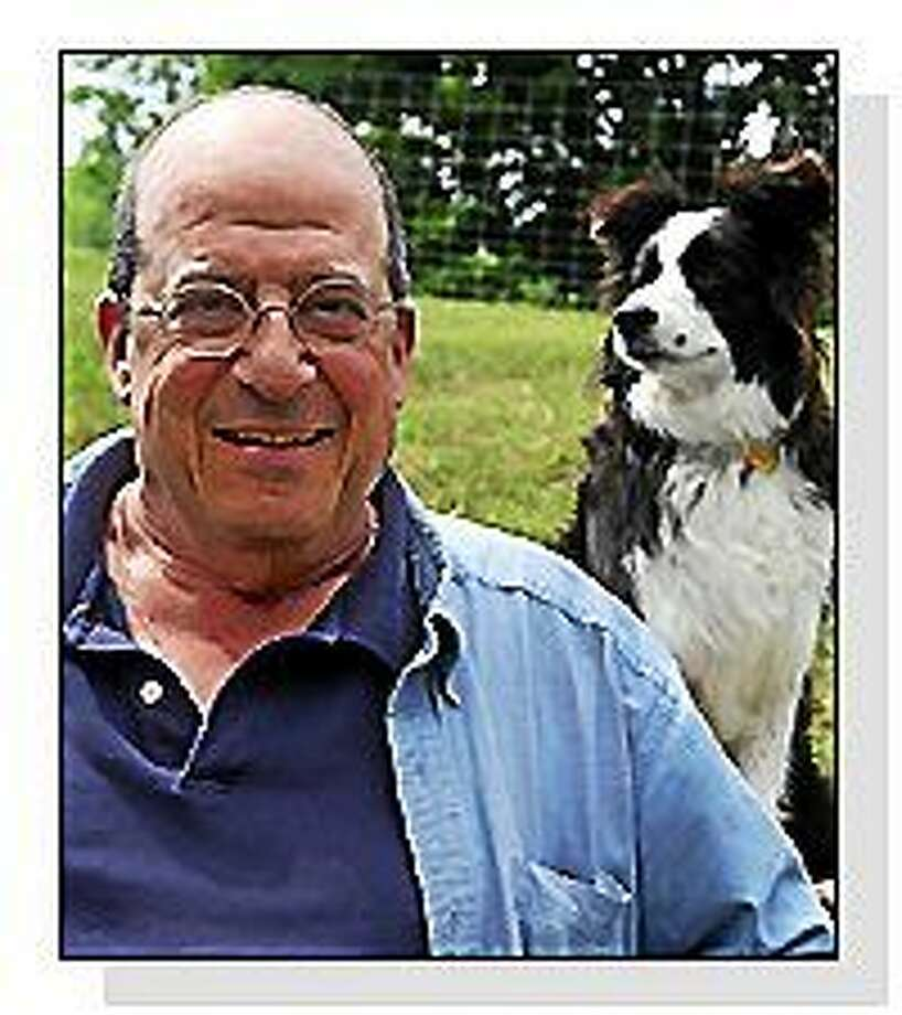 CONTRIBUTED PHOTO    Cheshire: New York Times bestselling author Jon Katz, who wrote ìSaving Simon: How a Rescue Donkey Taught Me the Meaning of Compassion,î speaks 2 p.m. Feb. 15 at Cheshire Public Library, 104 Main St. RSVP: www.cheshirelibrary.org and click events, or call 203-272-2245, option 4. Photo: Journal Register Co.