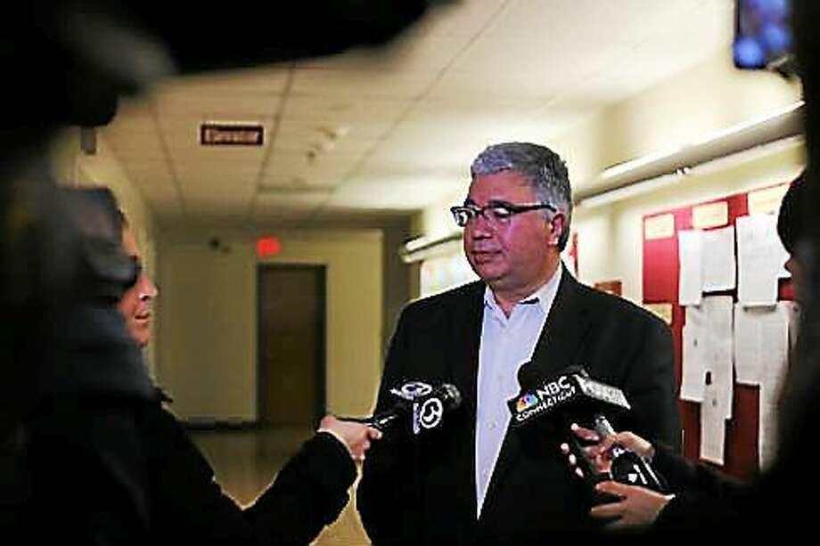 Windsor Town Councilman Al Simon. Photo: Christine Stuart — CT News Junkie