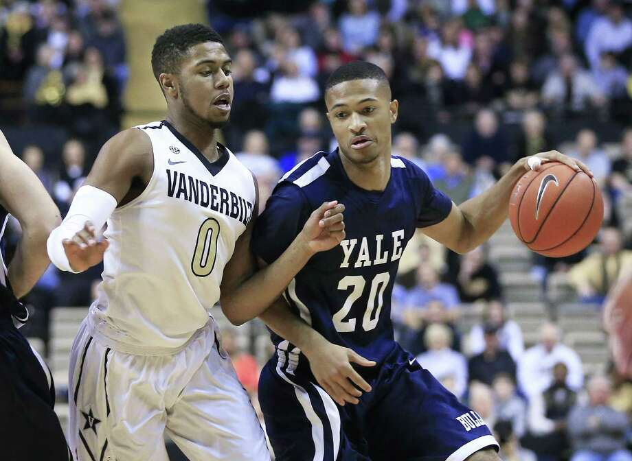 Yale guard Javier Duren was named the Ivy League Player of the Week. Photo: The Associated Press File Photo   / AP