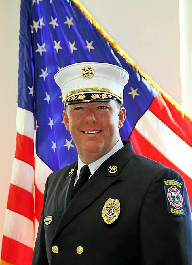 West Shore Fire Chief Patrick Pickering. Photo: Contributed Photo