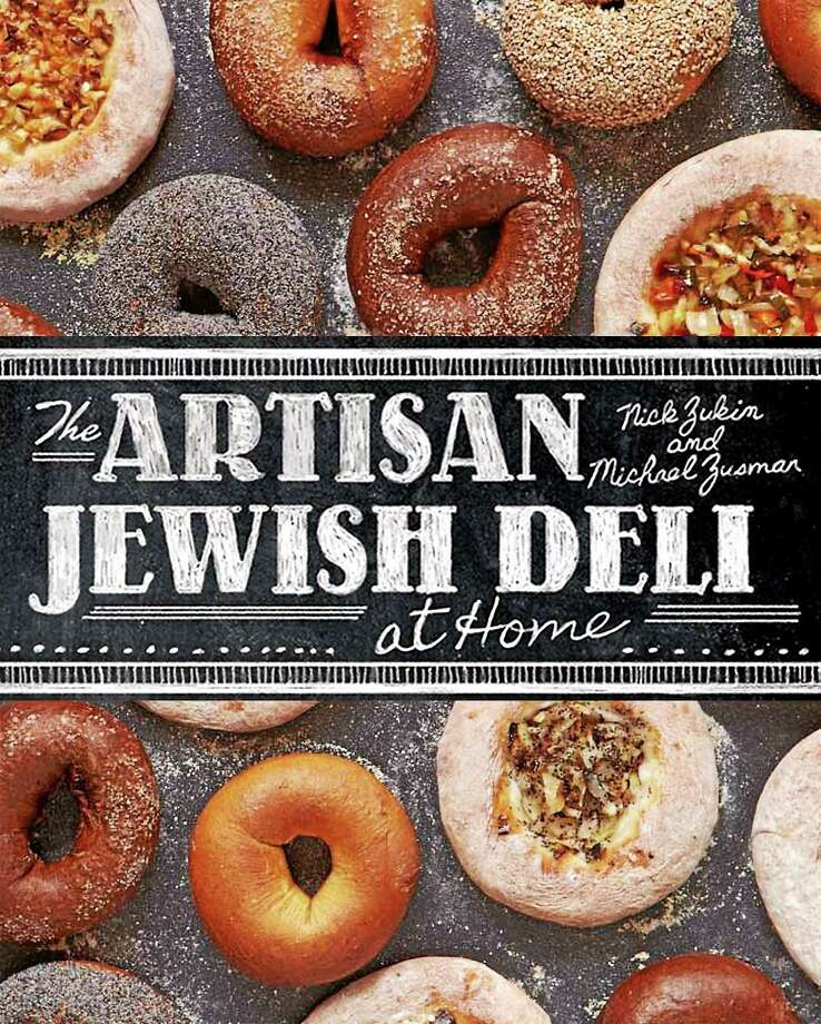 "Photo: Caren Alpert - ""The Artisan Jewish Deli At Home"""