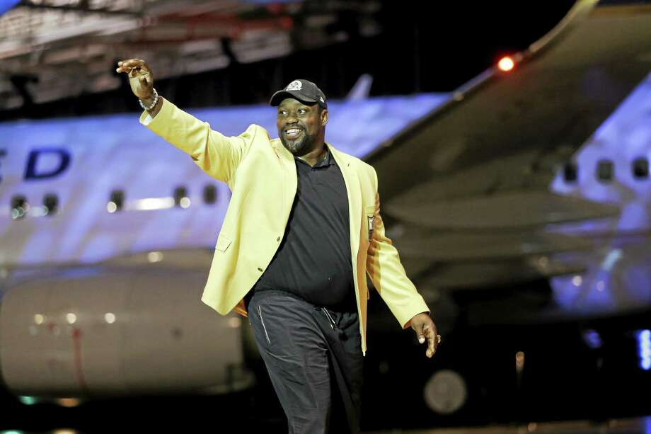 Warren Sapp was arrested on Monday in Phoenix. Photo: The Associated Press   / AP