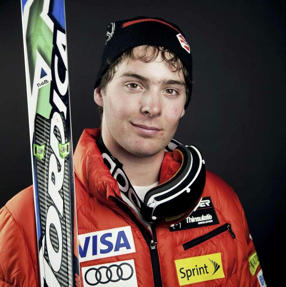 This handout provided by the U.S. ski team shows Ronnie Berlack. Photo: Associated Press   / U.S. Ski Team