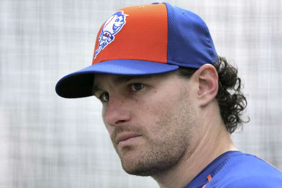 """The New York Mets' Daniel Murphy says he disagrees with the """"lifestyle"""" of people who are gay. The Mets hosted Billy Bean, a former major leaguer who came out after retiring and is MLB's first ambassador for inclusion, to talk at spring training. Photo: Jeff Roberson — The Associated Press   / AP"""