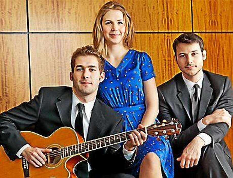 A Band Called Honalee, Eli Zoller, left, Sarah Randall Hunt and Chris Ware. Photo: Contributed