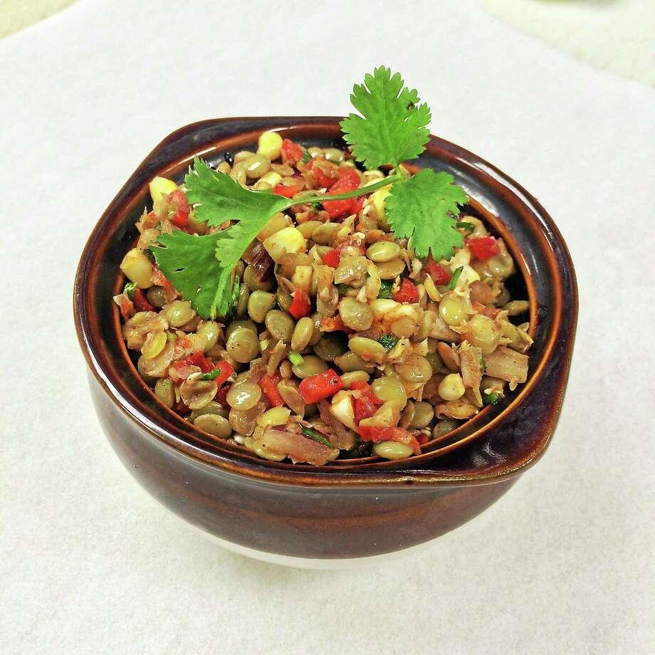 Lentil Salad Photo: Photos Courtesy The Public Kitchen & Bar