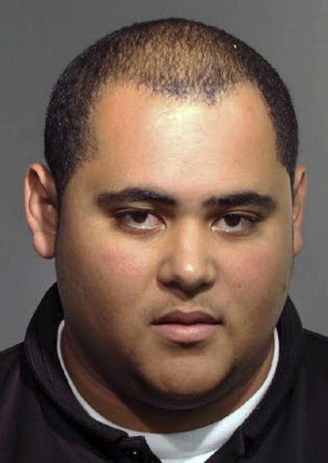 Oscar Hernandez Jr. Photo: AP / Seminole County Sheriff's Office