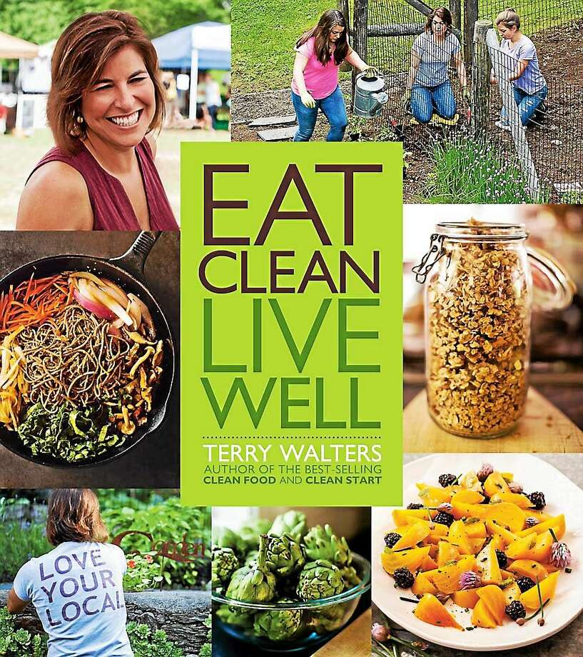 """Meet """"Eat Clean Live Well"""" author Terry Walters, upper left, at G-Zen in Branford. The talk and book signing is sponsored by Breakwater Books in Guilford. Photo: Contributed"""