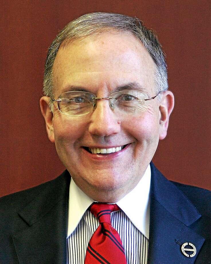 File Photo: State Senate Majority Leader Martin M. Looney Photo: Journal Register Co.